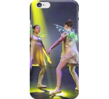 Dance perfomance  iPhone Case/Skin