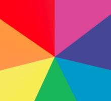 chroma colorado Sticker