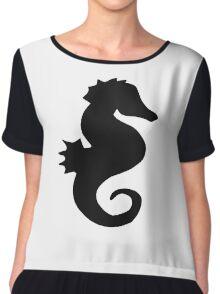 Seahorse Chiffon Top