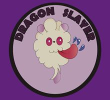 Swirlex: Dragon Slayer by spaceypup