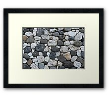 Newgrange Mix Framed Print