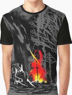 Fate of the undead Graphic T-Shirt