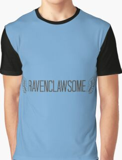 Ravenclawesome Graphic T-Shirt