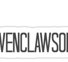 Ravenclawesome Sticker