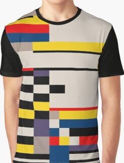 ASYMMETRY Graphic T-Shirt