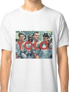 YOLO Ghostbusters Classic T-Shirt