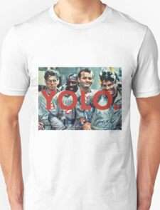 YOLO Ghostbusters Unisex T-Shirt