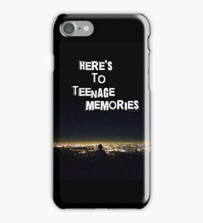 ❝ Teenage Memories ❞ iPhone Case/Skin