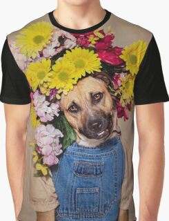 Purchase of this product will supply much needed dog food and medicine for the animals at Union County Animal Protection Society (UCAPS). Graphic T-Shirt