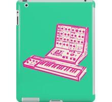 Pink VCS3 and DK1 design iPad Case/Skin