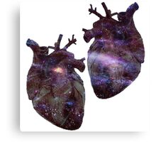 Doctor's hearts Canvas Print