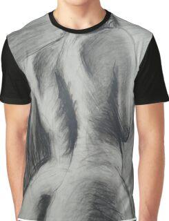 Hera - Female Nude  Graphic T-Shirt