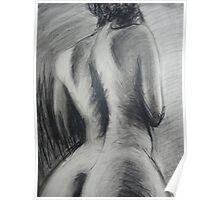 Hera - Female Nude  Poster
