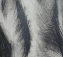 Hera - Female Nude  Sticker