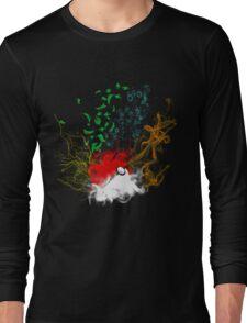 Elemental pokèball Long Sleeve T-Shirt
