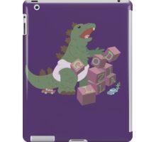 Baby Zilla iPad Case/Skin