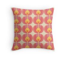 Budding Bloom Throw Pillow
