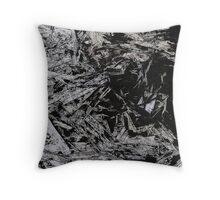 Messed up Throw Pillow