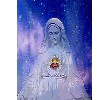 faith for mary Photographic Print