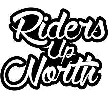 Riders Up North Photographic Print