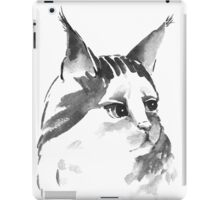 Beautiful cat iPad Case/Skin