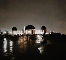 griffith ob at night by Santamariaa