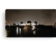 griffith ob at night Canvas Print