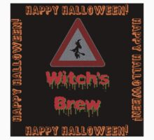 Witches Brew Kids Tee