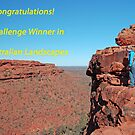 Australian Landscapes Banner Entry by Adrian Paul