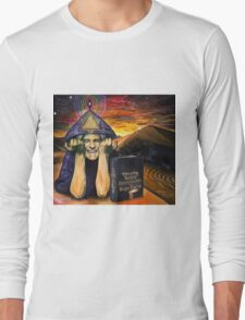 Saint Timothy Leary Long Sleeve T-Shirt