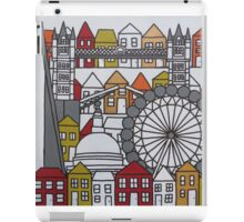 London Landmarks iPad Case/Skin