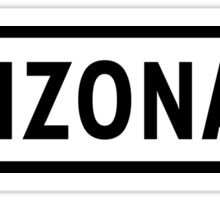 Arizona Lite Sticker