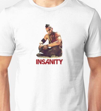 Vass cartoon Insanity Unisex T-Shirt
