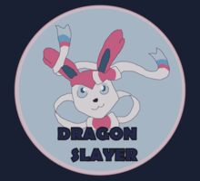 Sylveon the Dragon Slayer by spaceypup