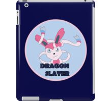 Sylveon the Dragon Slayer iPad Case/Skin