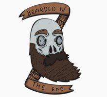 beardy beard Baby Tee