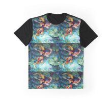 DANCING KOI I by Marcia Baldwin Graphic T-Shirt