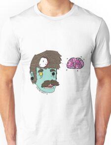 mr zombie brains Unisex T-Shirt