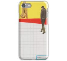Continued On Page 2 iPhone Case/Skin