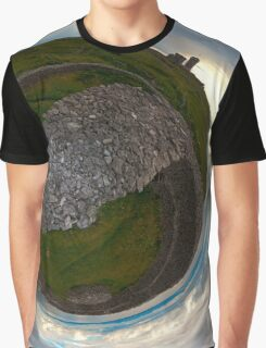 Dun Eochla, Inishmore, Aran Islands Graphic T-Shirt