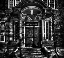 Annesley Hall Toronto Canada by Brian Carson