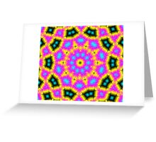 Abstract Tribal Greeting Card