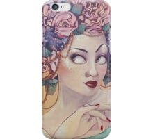 Don't be shy iPhone Case/Skin