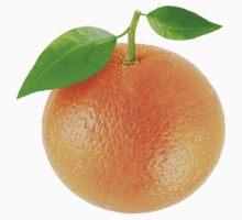Fresh orange Baby Tee