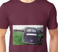car : Time does not alter the aesthetic beauty  1974 collector 4  (c)(h) by Olao-Olavia / Okaio Créations Unisex T-Shirt