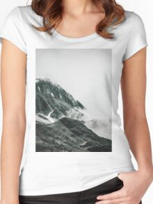1.48 Women's Fitted Scoop T-Shirt