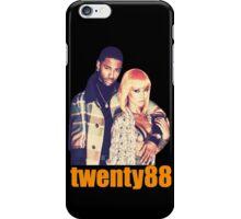 Twenty88 (Big Sean x Jhene Aiko) iPhone Case/Skin