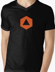 36 Logo Tee Mens V-Neck T-Shirt