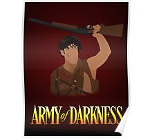 Army of Darkness - This... is my Boomstick! vector  Poster