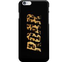 Leopard Roar iPhone Case/Skin